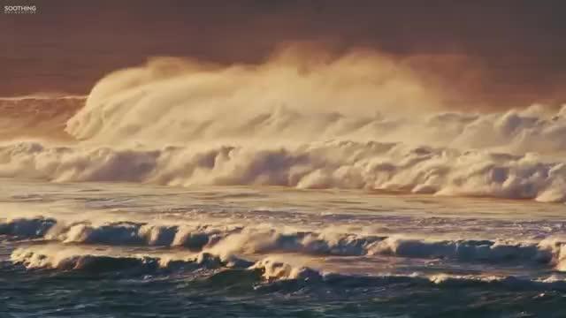 Calm Piano Music & Ocean Waves - Relaxing Music, Sleep Music